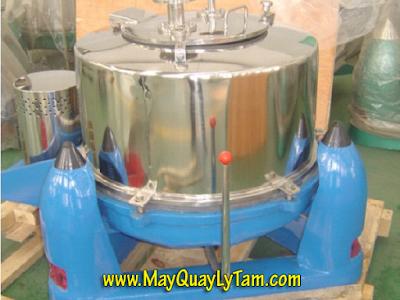 Máy quay ly tâm tách nước vật liệu inox cho các ngành thực phẩm
