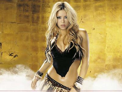 Shakira Wallpaper-1280x960