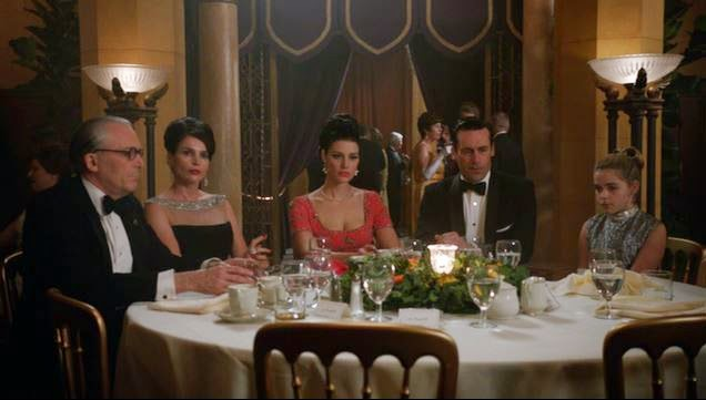 At the Codfish Ball Mad Men Episode
