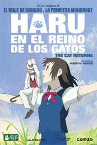 Haru en el Reino de los Gatos &#8211; DVDRIP LATINO