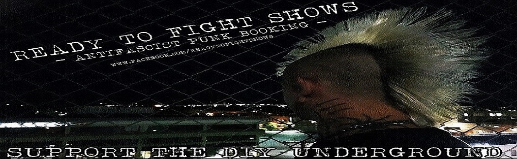 READY TO FIGHT SHOWS