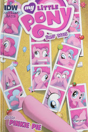 MLP Library Edition #5 Comic