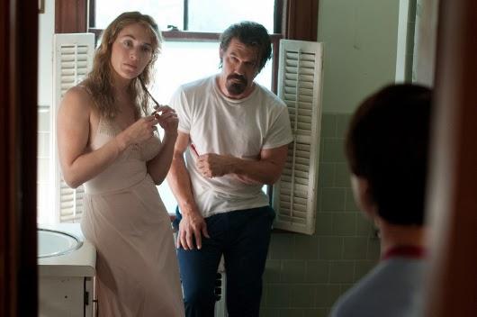 Kate Winslet, Josh Brolin y Gattlin Griffith en 'Aires de esperanza'