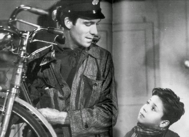 Risultati immagini per ladri di biciclette film 1948