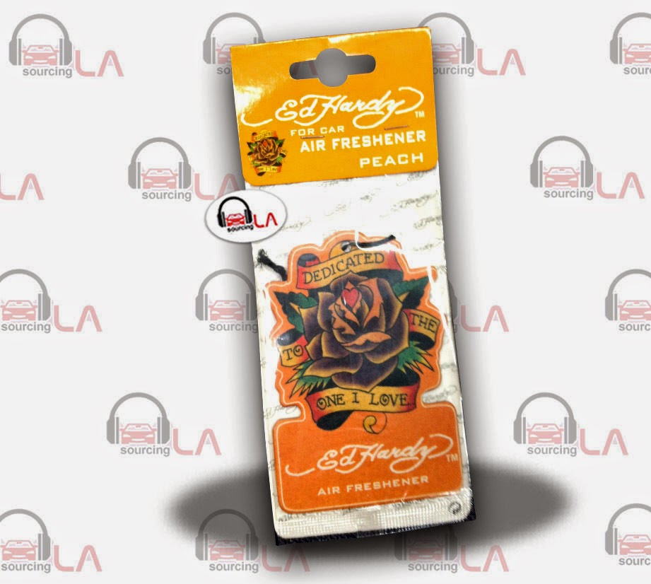 http://www.ebay.com/itm/Auto-Expressions-Ed-Hardy-Dedicated-to-the-one-ilove-Freshener-12-PK-/141498721850