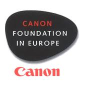 Logo Fundacji Canon