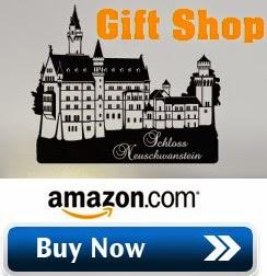 Neuschwanstein Gift Shop
