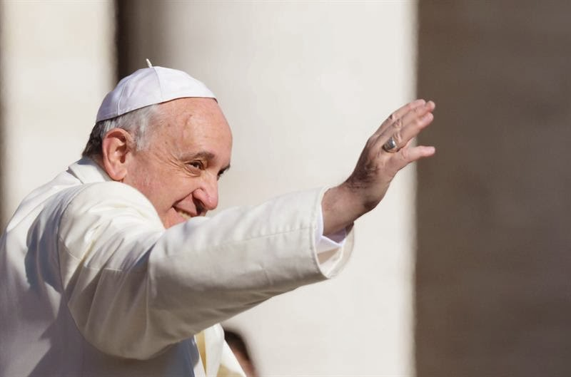 A year with Pope Francisco