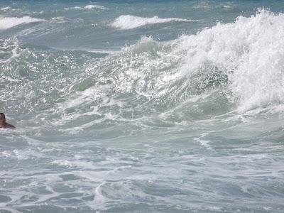 Vlny, co ti naženou strach