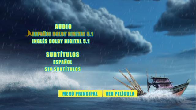 SeaFood DVDR Full NTSC Español Latino Descargar