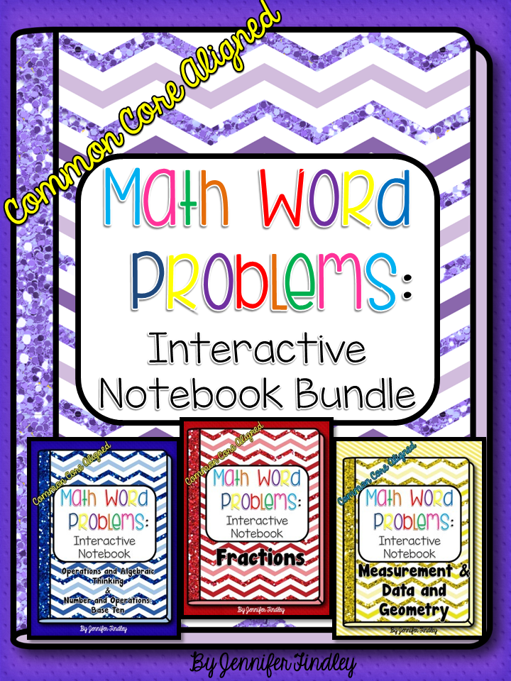 http://www.teacherspayteachers.com/Product/Interactive-Math-Notebook-Word-Problems-5th-Grade-All-Standards-1335885
