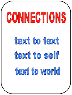 connections, text to text, text to self, text to world, comprehension, worksheets, social studies, science, writing, ruth s