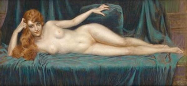 D.W.C. Drafts - Artist Gustave Brisgand