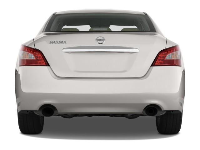Review and Photos 2013 Nissan Maxima Sedan