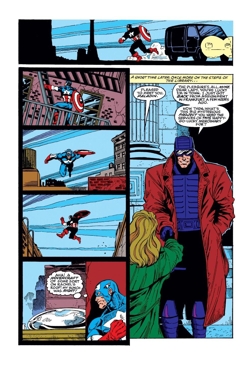 Captain America (1968) Issue #381 #314 - English 11