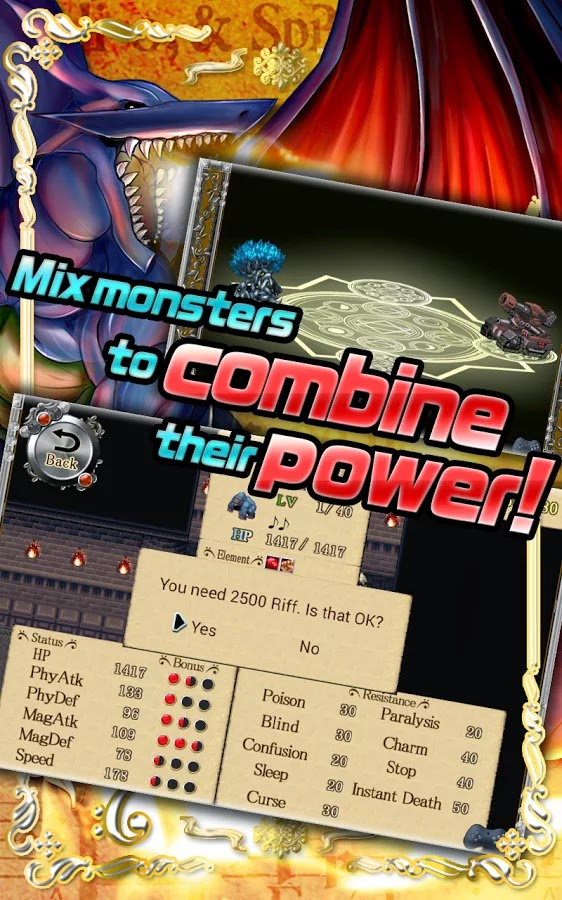 RPG Band of Monsters v1.1.0g [Patched/No Root]
