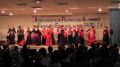 El grupo Sabor Flamenco