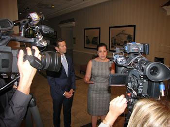 Rep. Aaron Schock Promotes Stefanik Candidacy