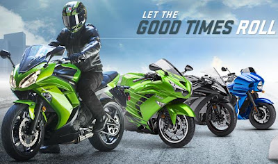 2012 Kawasaki Good Times Demo Days Program