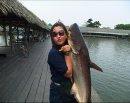 "Nonton MMT7 ""Thailand Fishing Trip"" di Kapal Ferry"