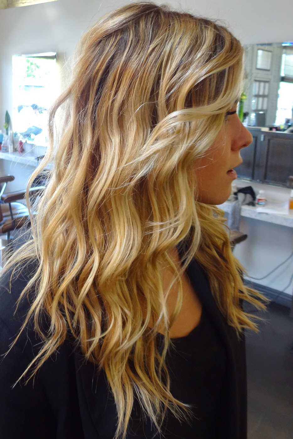 Blonde Highlights, highlights for brown hair, blonde highlights tumblr ...