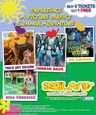 seriland summer promo