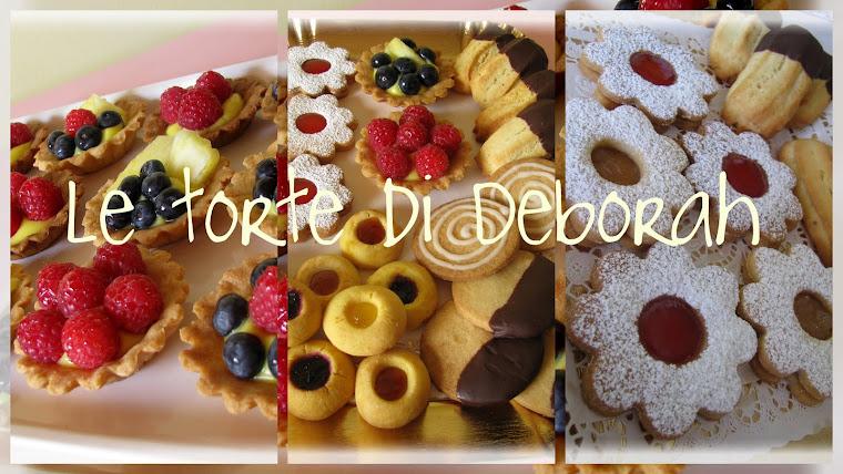 le torte di Deborah