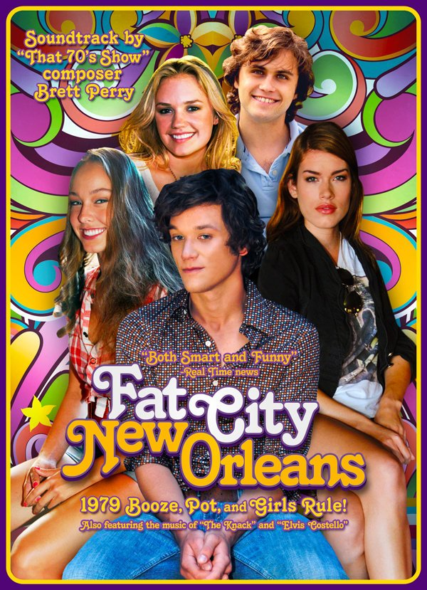 Fat City, New Orleans movie