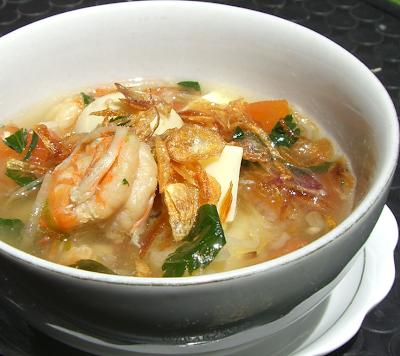 Resep Sop Seafood