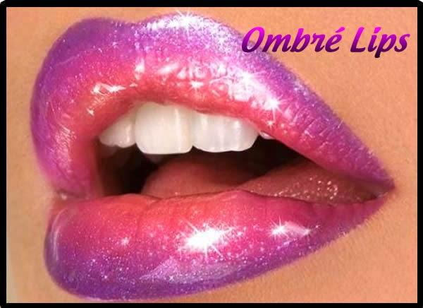 Ombrè Lips