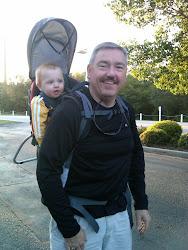 Pop Pop Hiking with Cam