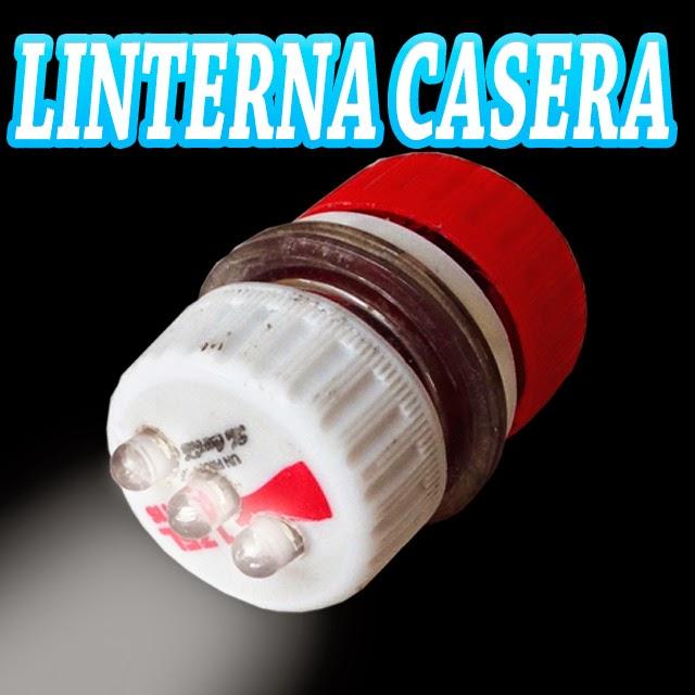 Linterna de Bolsillo Casera