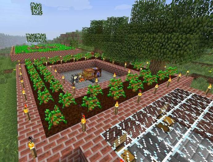 Minecraft mods 1.5.2/1.6.2 forestry