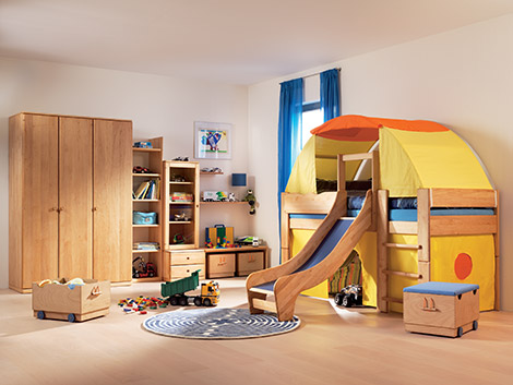 Childrens Bedroom on Kids Bedroom Furniture  Home Decorating Ideas