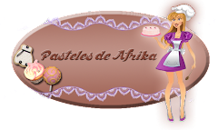 Pasteles de Afrika