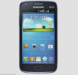 Samsung Galaxy Core I8260 user guide manual