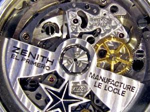 Zenith El Primero Striking 10th Manufakturkaliber
