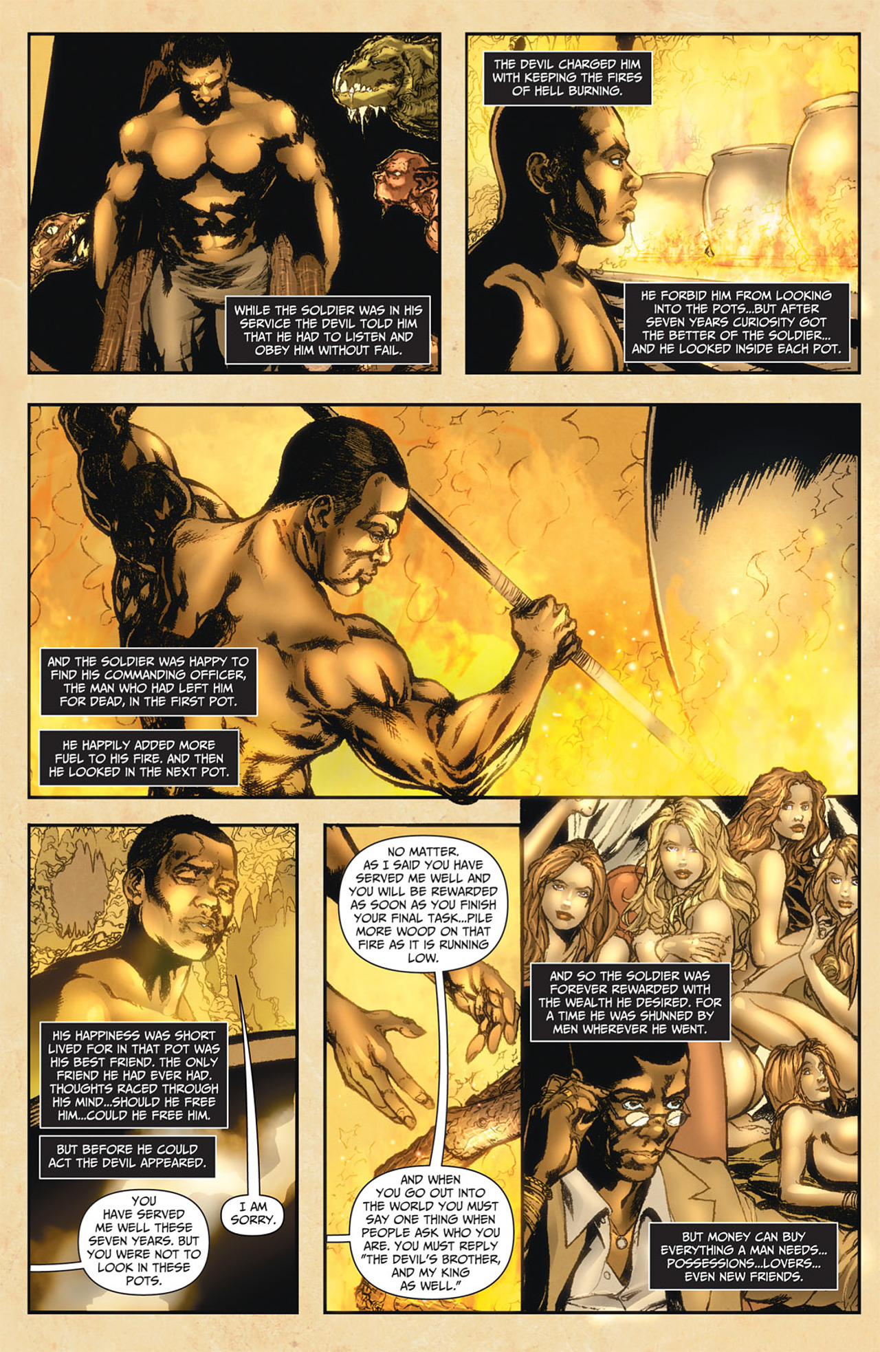 Grimm Fairy Tales (2005) Issue #44 #47 - English 20