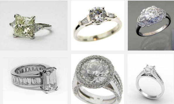 Hatton Garden Engagement Rings
