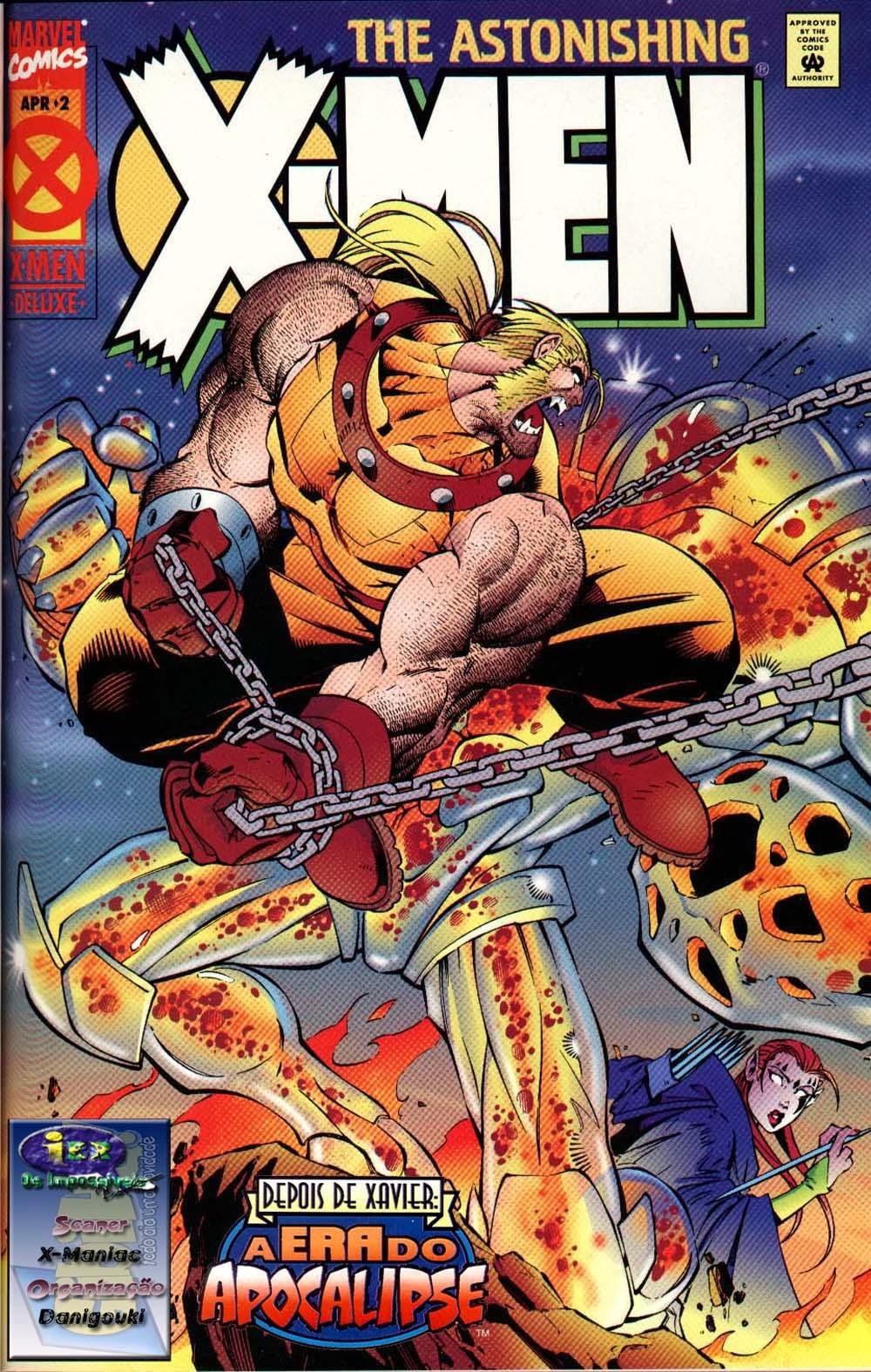X-Men - A Era do Apocalipse #25