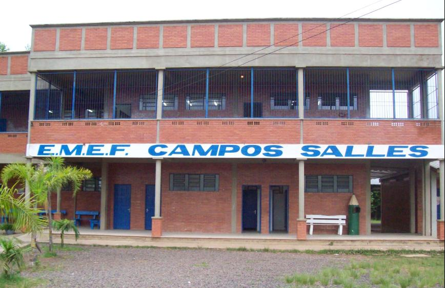 ESCOLA CAMPOS SALLES - NOVA SANTA RITA - RS