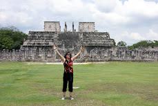 El Templo de los Guerreros (Chichén Itzá)