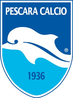 Kumpulan Logo Club Liga Italia Seria A Terbaru - US Pescara