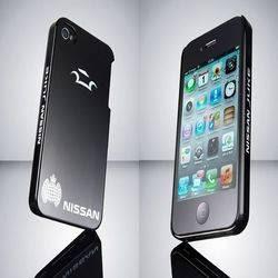 Capa para iPhone da Nissan.