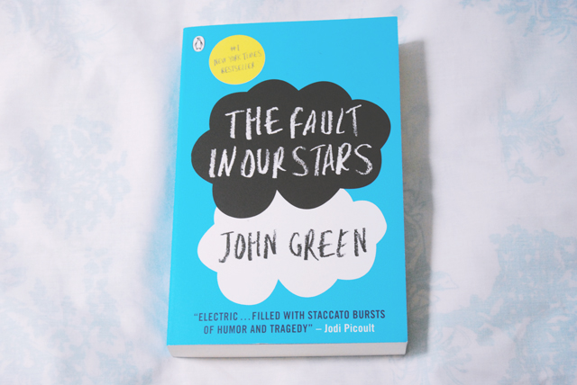 becky bedbug book review the fault in our stars