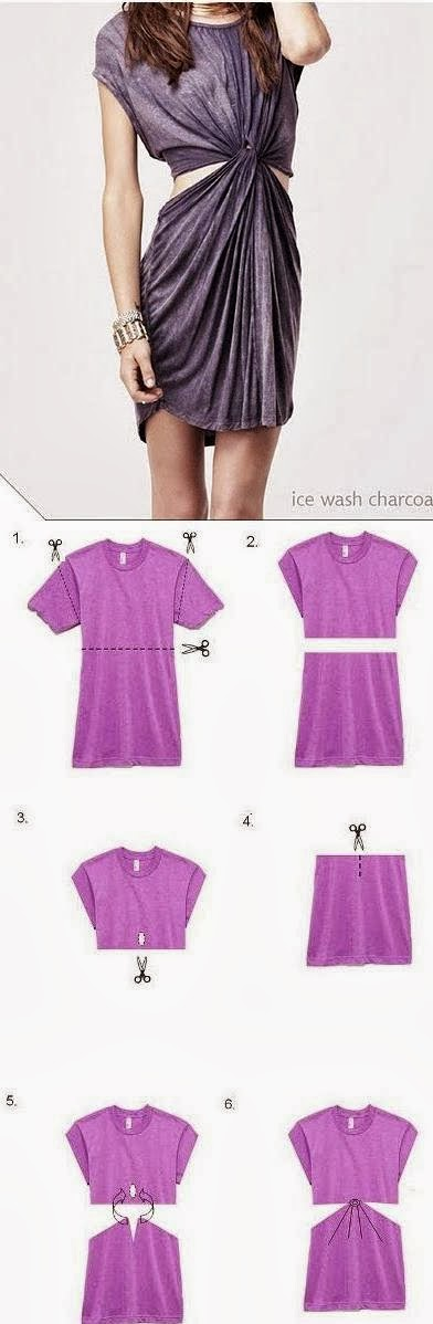 Diy Shirt Dress