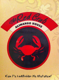The Red Crab Alimango House Eastwood