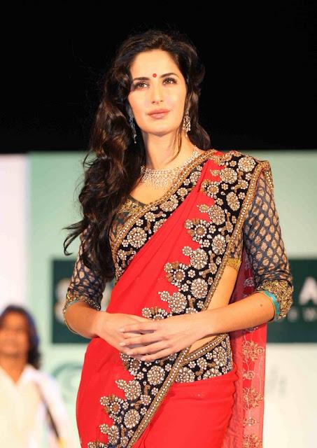 Katrina at Nakshatra Vivaah Collection Launch Pics