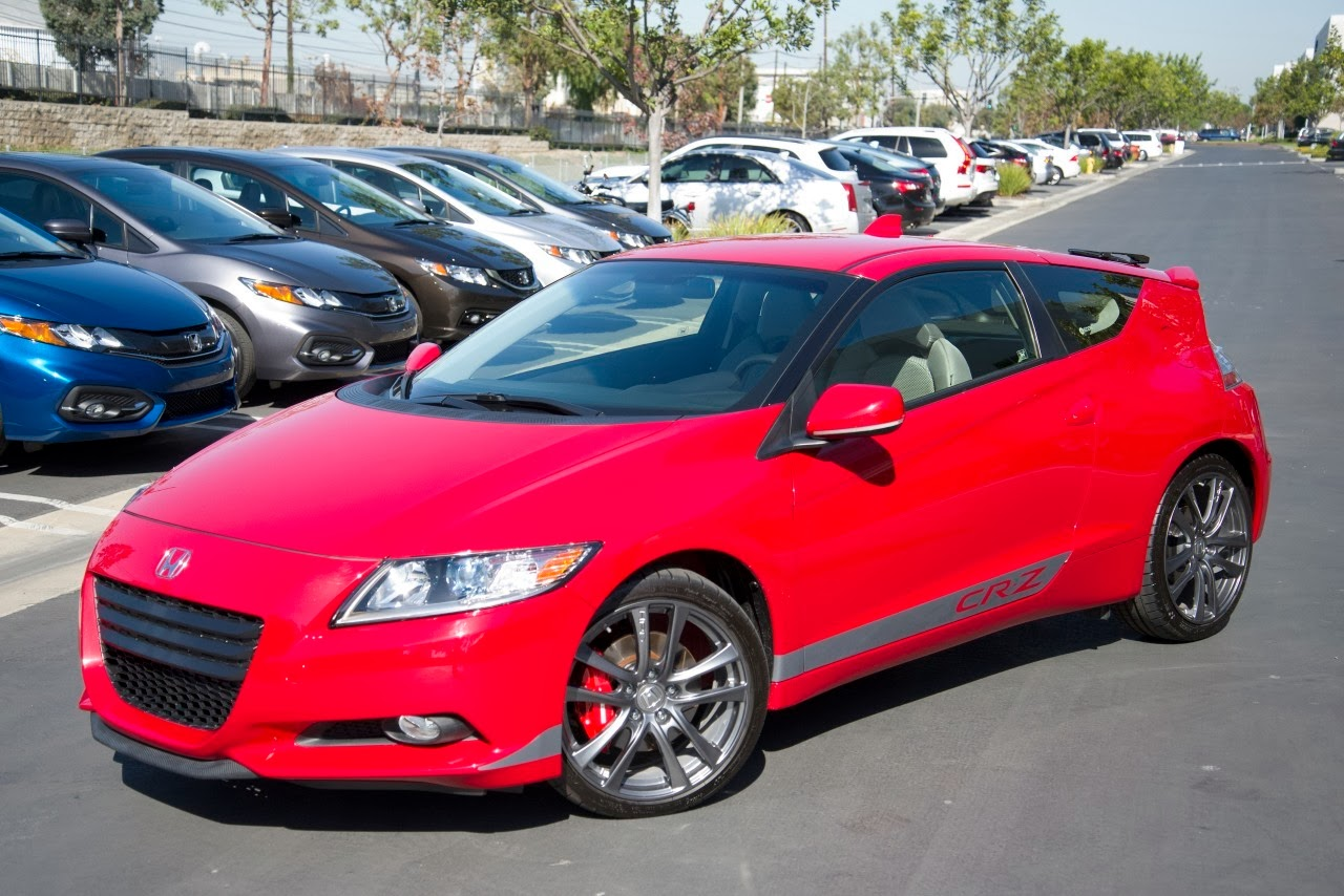 2014 honda hpd cr z we obsessively cover the auto industry. Black Bedroom Furniture Sets. Home Design Ideas