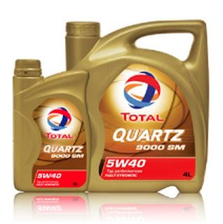 Oli Mobil Terbaik di Indonesia – Total Quartz